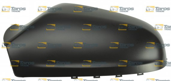 SIDESPEJLS-COVER SORT FOR OPEL ASTRA H 2003.10- FØRERSIDEN 6428917